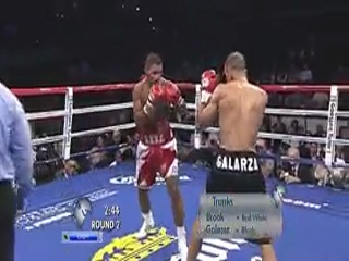 ���� ���� - ���� ������� / Kell Brook vs Luis Galarza