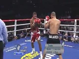 ���� ���� - ���� ������� / Kell Brook vs Luis Galarza